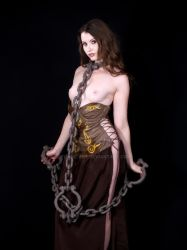 Slave Girl 1 by tonyc-art