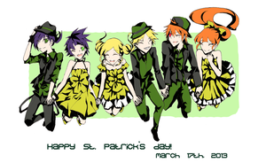 St.Patrick's Day by xadako