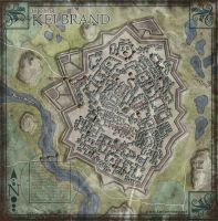 City of Kelbrand by Sapiento
