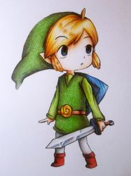 Link (2017) by CharsKill