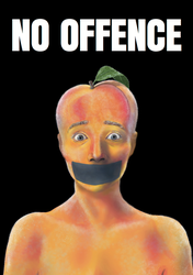No Offence Cover by Lulie