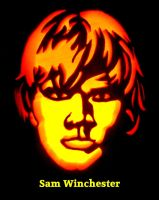 Sam Winches Pumpkin Carving by Sleigher75