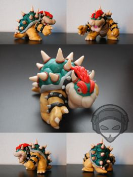 Bowser by i-Oni