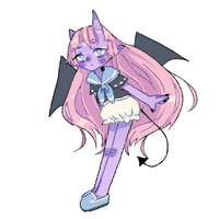 [CLOSED] Adoptable Oni [Updated!] by Bumcchi