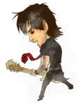 BILLIE JOE ARMSTRONG by SAYOMADEIT