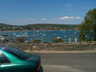 Swanage Cove by Vulcan-UK
