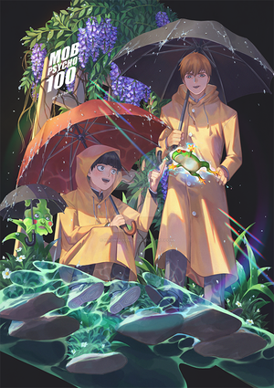 Mob Psycho 100 by haonguyenly