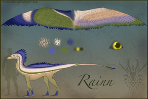 Rainn Ref Sheet by vtforpedro
