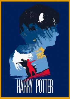The Many Faces of Cinema: Harry Potter 20th Anni.*