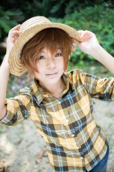 MapleStory - Farmer Evan by LiLApple