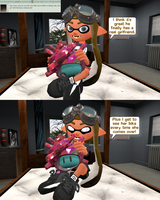 Ask the Splat Crew 1435 by DarkMario2