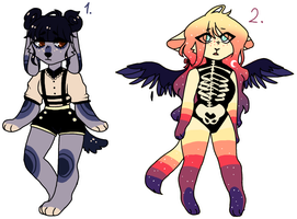 song themed adopts auction (CLOSED) by orinkuu
