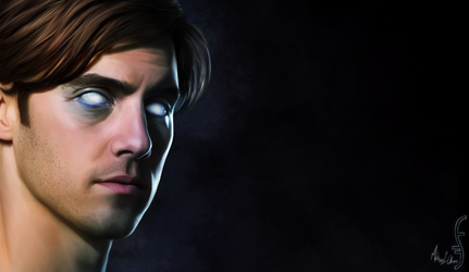 Peter Petrelli - Digi-painting by Lasse17