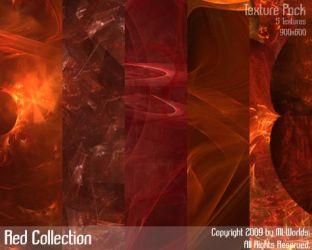 Red Collection by ML-Worlds
