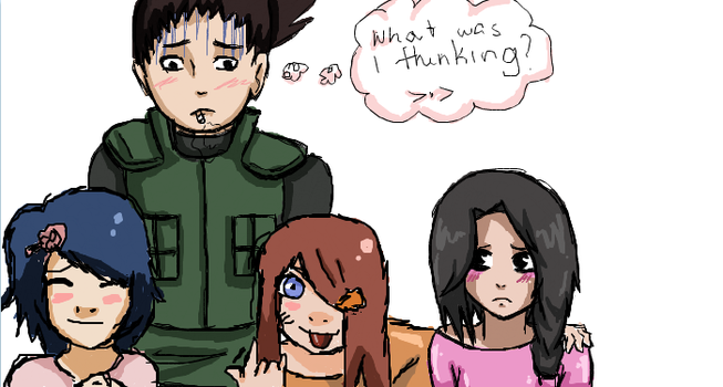 Shikamaru's Team by DoctorMLoli
