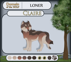 DotW: Claire by Welihn