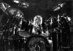 Roger Taylor by DrowseART
