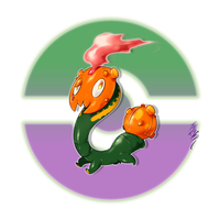 Worrmt, the Decay Fakemon by Aalacer