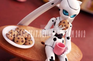 Drossel: Cookie time by zeranote17