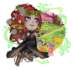 C - Arthion chibi by zero0810