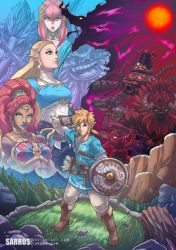 Breath of the Wild by sarrus