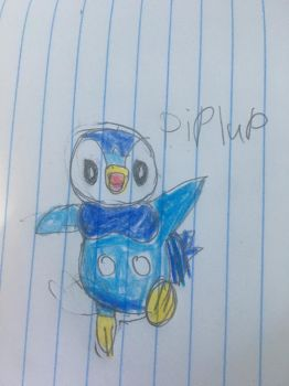 Piplup by supertoad129