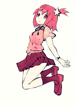 Practice 2016.04.23 Luluco by YakultSmoothie