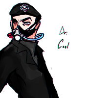 Dr Cool by parenthesisgrey