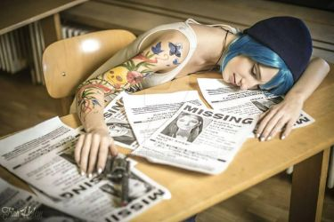 Chloe Price Cosplay Life is Strange by Lxzerella