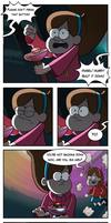 Keep it together Mabel by markmak