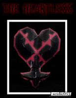 Heartless logo Papercraft by acidic055