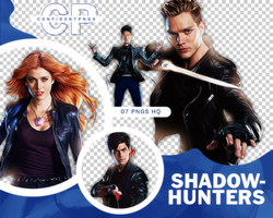 Png Pack 826 // Shadowhunters by confidentpngs