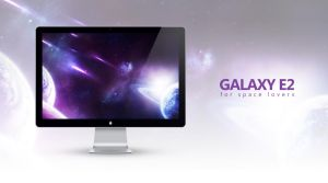 E2 GALAXY Wallpaper by kristaps-design