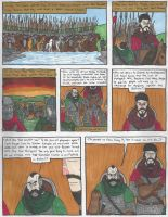 Le Morte D'Arthur: Page 14 by DWestmoore