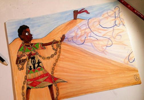 African Sorceress by Espy26