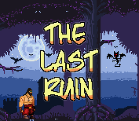Cover The Last Ruin Game by Mokazar