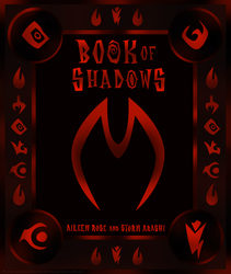 Book of Shadows Cover by Aileen-Rose
