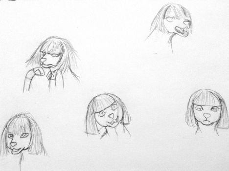 The Many faces of Maddie~ by yugiohfreakXD