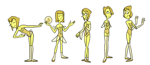 Canary Pearl Adopts by p0ssum-adopts