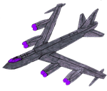 Kolin B-52 Stratofortress by justinglowala66