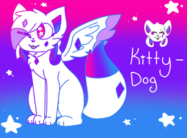 Kittydog! by Dragonqueen316AJ