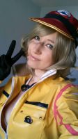 Cindy Cosplay Test!! by LuffySwan