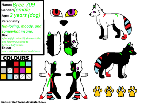 2013 ref update by Breethewolfgirl