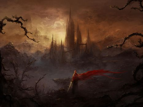 Shadowgate by ChrisCold