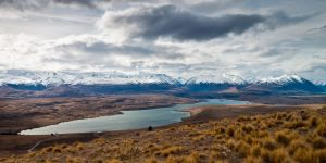 Lake Alexandrina by Niv24