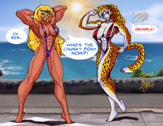 Show-Off Round Two by Lonzo1