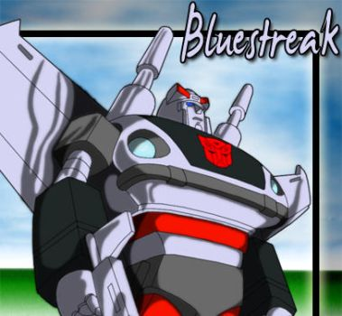 Bluestreak by NightyIcons
