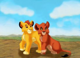 Before the Lion King by drmambo199