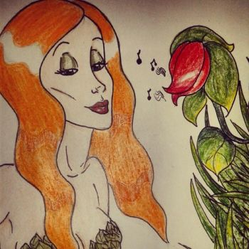 Poison Ivy. by EnzaBellamy