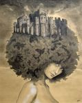 Lady of the Castle by Strooitje